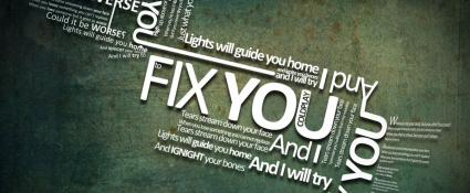 Coldplay Fix You