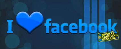 I love facebook